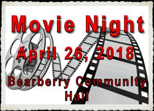 Movie Night in Bearberry