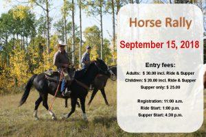 Horse Rally