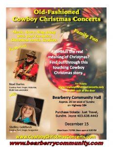 Cowboy Christmas Concert